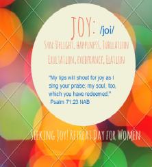 Seeking Joy1